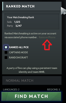dota 2 party ranked matchmaking